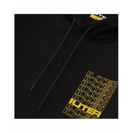 Iuter Spine Hoodie - Black IUTER Sweater 86,89€
