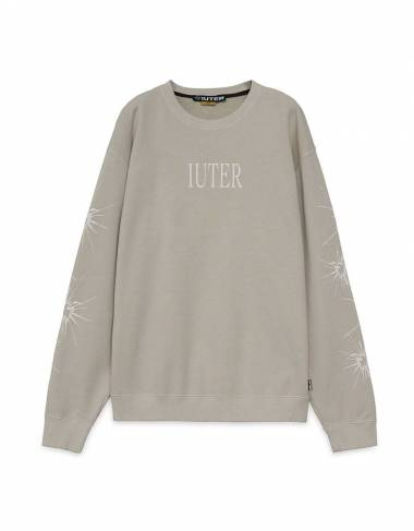 Iuter Value crewneck sweater - Grey IUTER Sweater 81,15 €