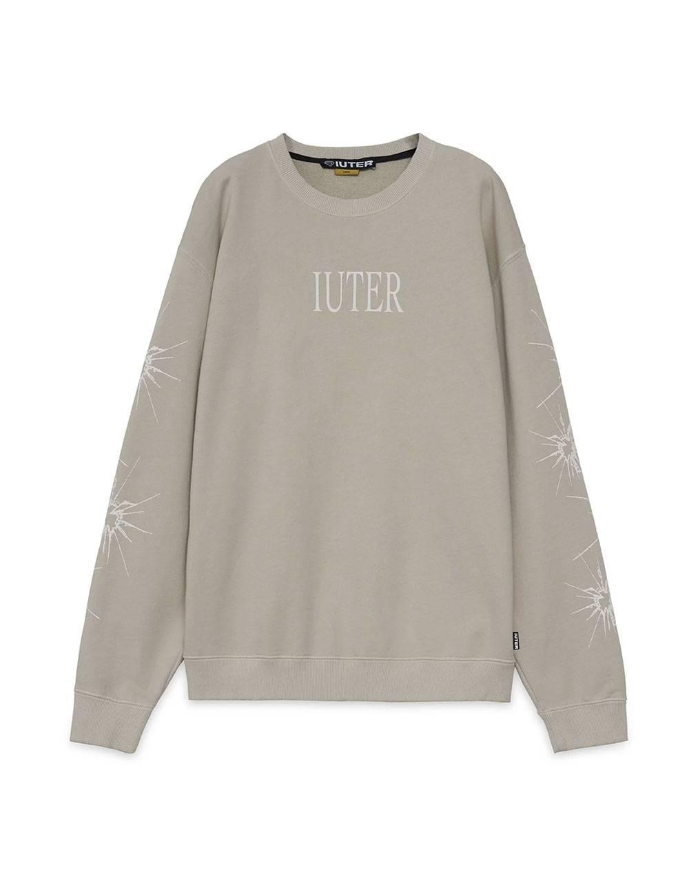 Iuter Value crewneck sweater - Grey IUTER Sweater 81,15€