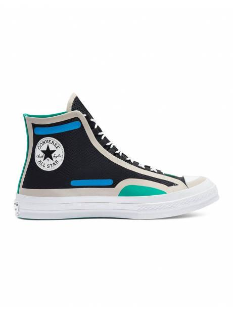 Converse Digital Terrain Chuck 70 High Top - black/string/digitalblue Converse Sneakers 115,00€
