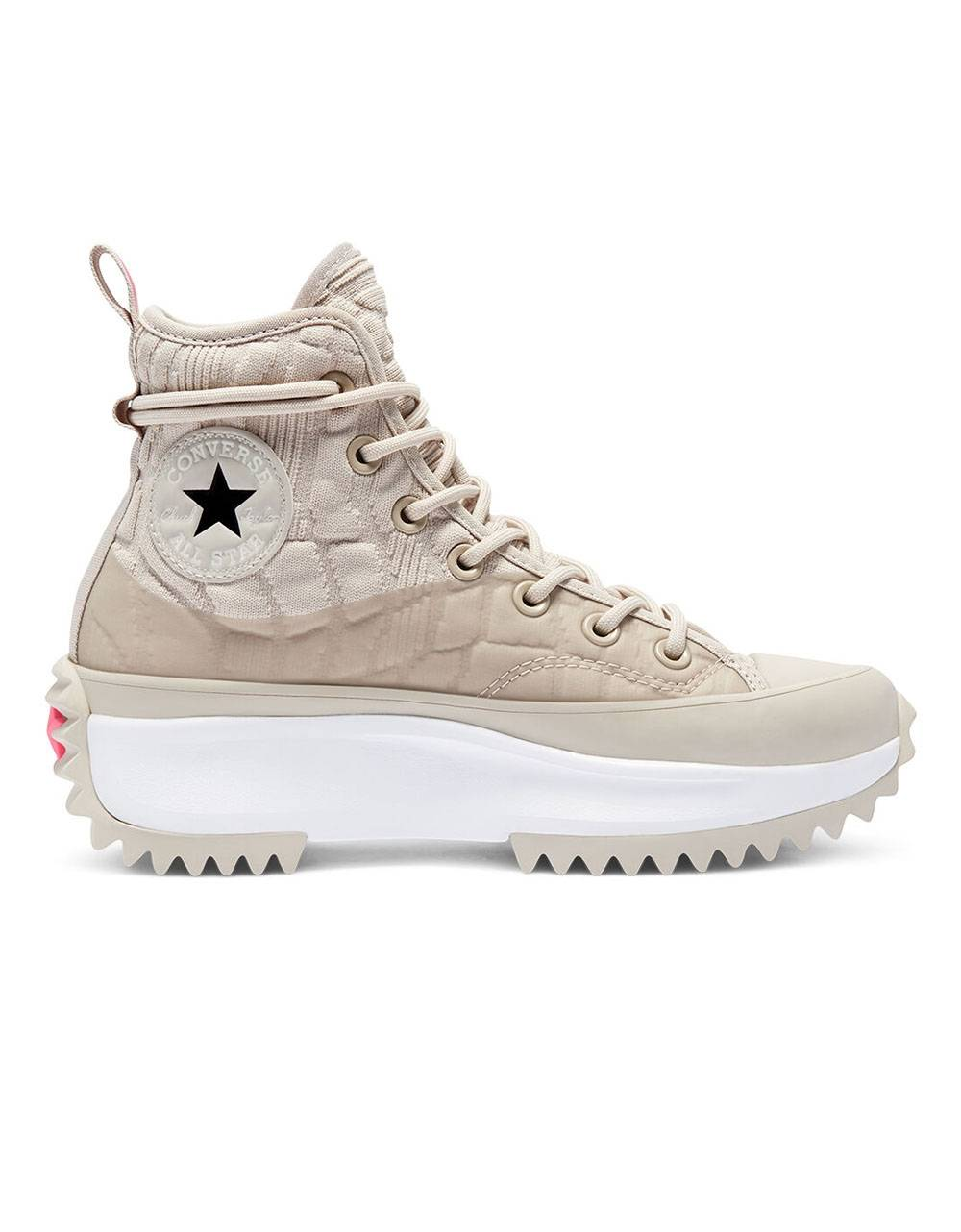 Converse Woman Digital Terrain Run Star Hike High Top - string/white Converse Sneakers 105,74 €