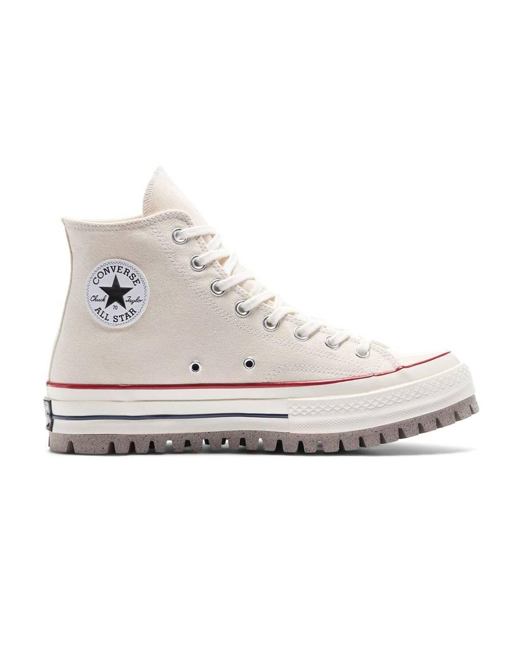 Converse Woman Trek Chuck 70 High Top - parchment vintage white Converse Sneakers 145,00€