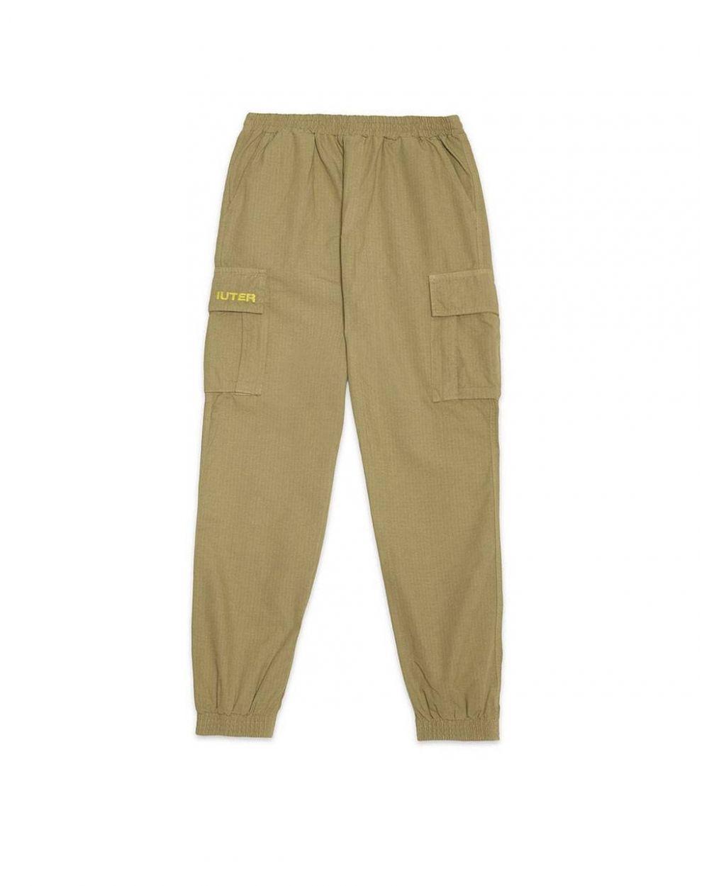 Iuter Cargo jogger pants - beige IUTER Pant 109,00€