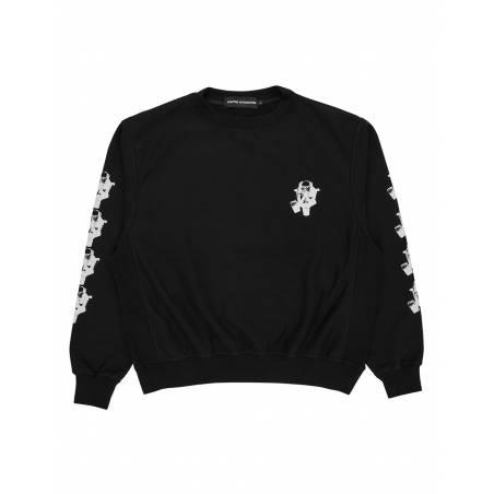 United Standard Mask crewneck sweater - black United Standard Sweater 146,72€