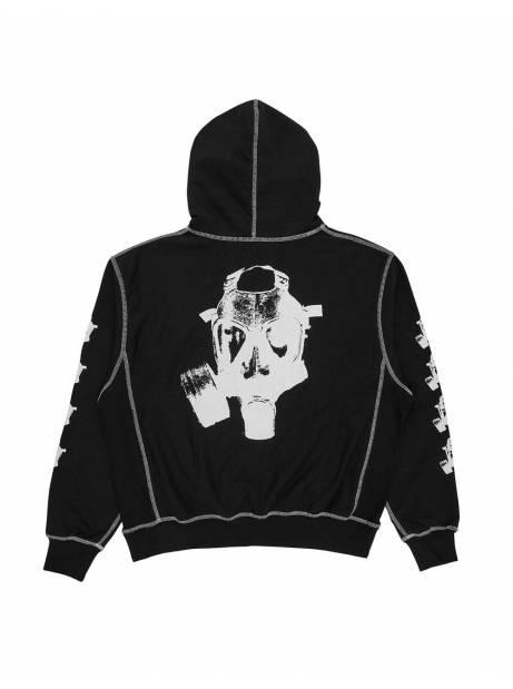 United Standard Mask Hoodie - black United Standard Sweater 225,00€