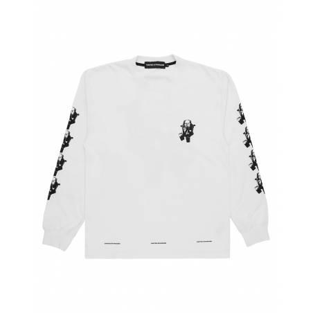 United Standard Mask longsleeve tee - white United Standard T-shirt 119,00€