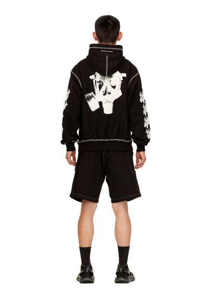 United Standard Mask shorts - black United Standard Shorts 195,00€