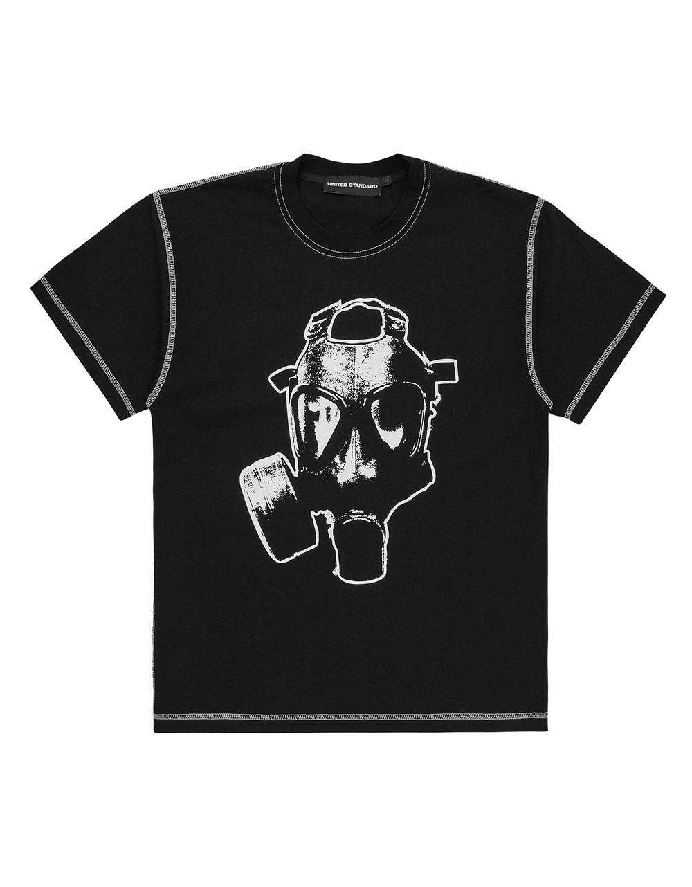 United Standard Mask tee - black United Standard T-shirt 75,00 €