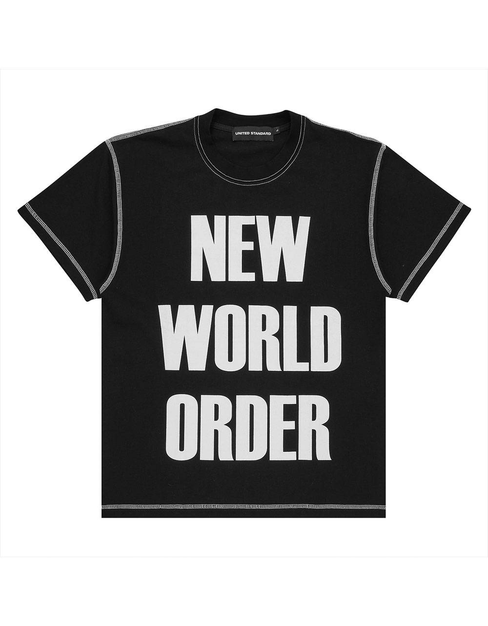 United Standard New world order tee - black United Standard T-shirt 61,48 €