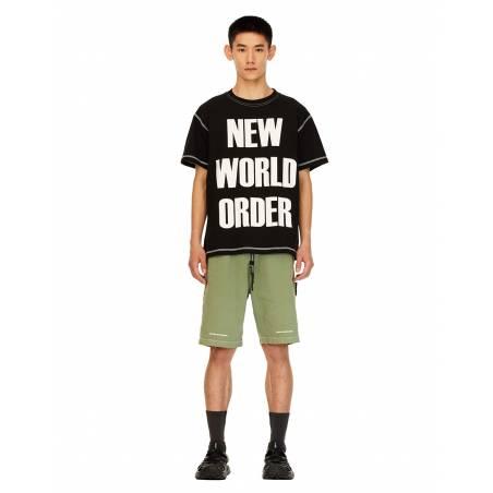 United Standard New world order tee - black United Standard T-shirt 64,75€