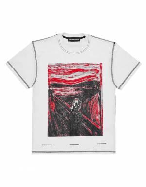 United Standard Vincent tee - white United Standard T-shirt 89,00€