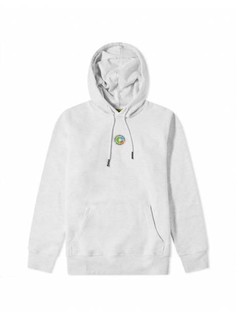ChinaTown Market Techwear hoodie - grey melange Chinatown Market Sweater 106,56€