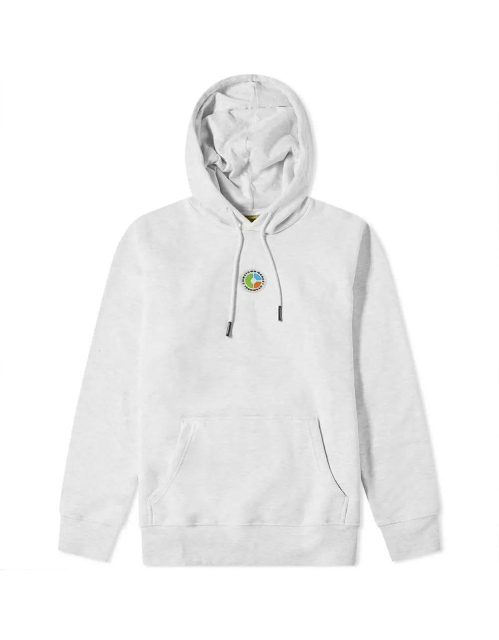 ChinaTown Market Techwear hoodie - grey melange Chinatown Market Sweater 130,00€