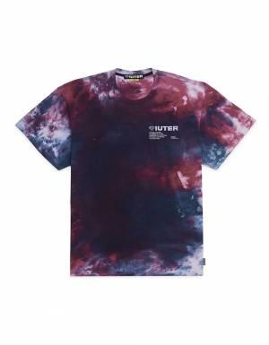 Iuter Disaster tee - Purple IUTER T-shirt 40,98€