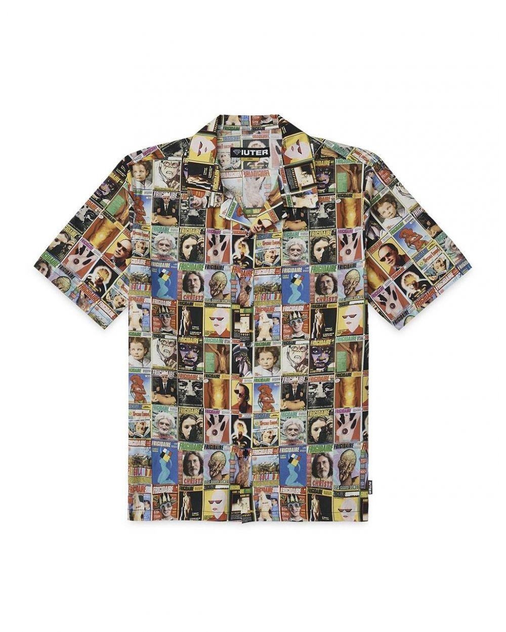 Iuter Frigidaire cover cuban shirt - multicolor IUTER Shirt 83,61€