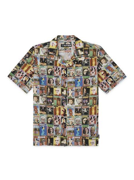 Iuter Frigidaire cover cuban shirt - multicolor IUTER Shirt 109,00€