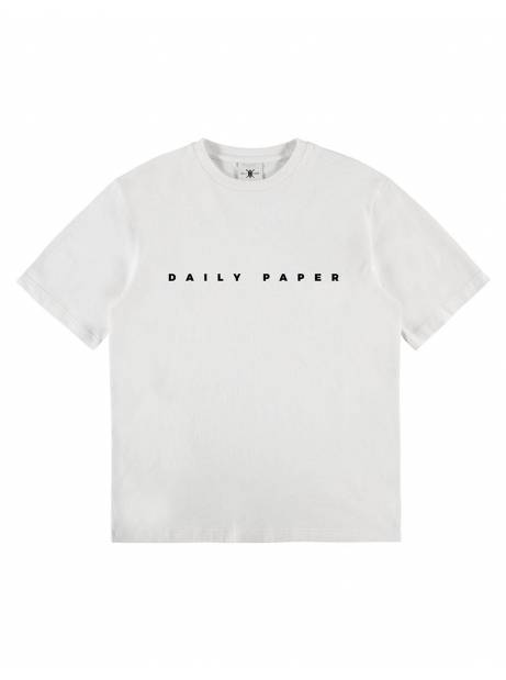 Daily Paper Alias tee - white DAILY PAPER T-shirt 42,62€