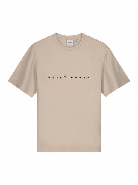 Daily Paper Elias tee - beige DAILY PAPER T-shirt 42,62€