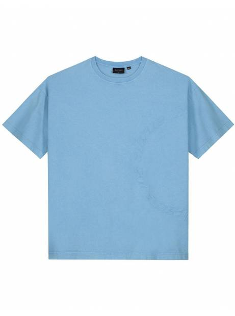 Daily Paper Kenspla tee - swedish blue DAILY PAPER T-shirt 65,57€