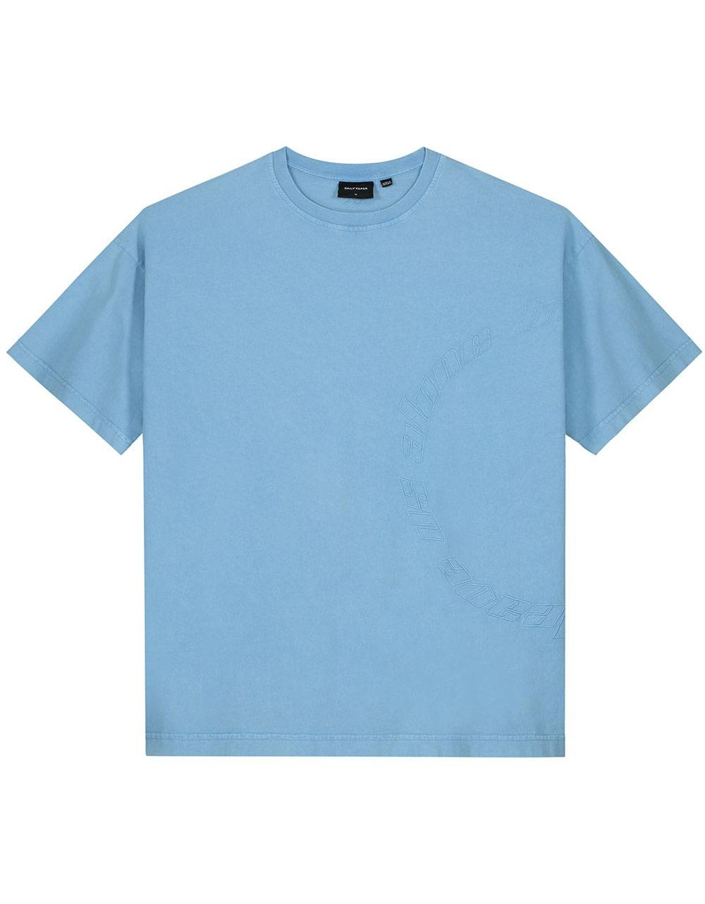 Daily Paper Kenspla tee - swedish blue DAILY PAPER T-shirt 80,00 €