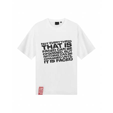 Daily Paper Kenwhi tee - white DAILY PAPER T-shirt 75,00€