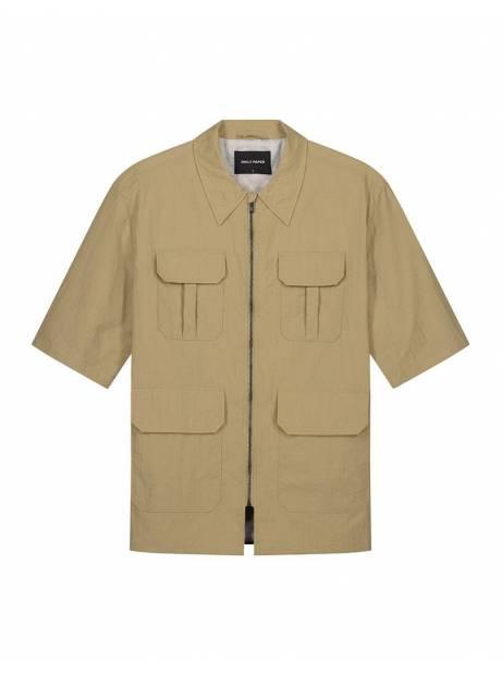 Daily Paper Khalil shirt - beige DAILY PAPER Shirt 143,44€