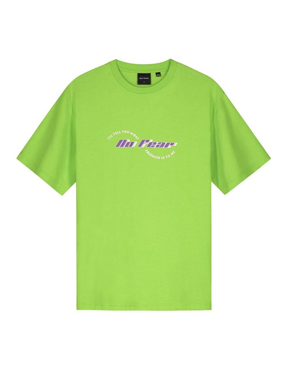 Daily Paper Korjas tee - jasmine green DAILY PAPER T-shirt 62,00€