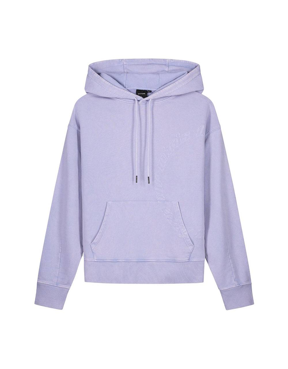 Daily Paper Kalcid hoodie - jacaranda purple DAILY PAPER Sweater 156,00€