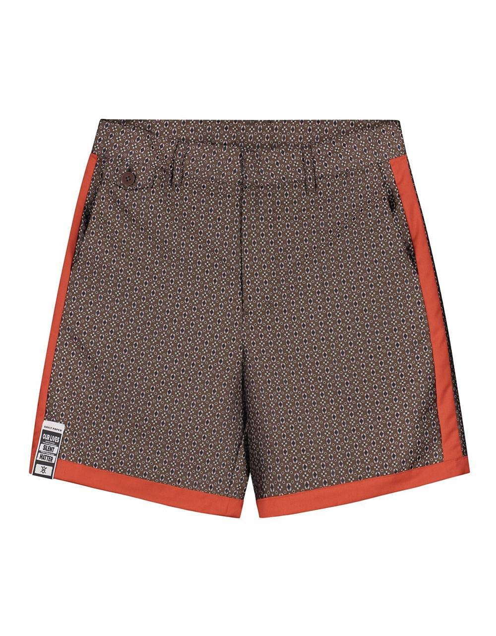 Daily Paper Kenton shorts - brown DAILY PAPER Shorts 135,00€