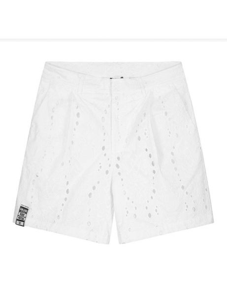 Daily Paper Klevon lace shorts - white DAILY PAPER Shorts 135,00 €