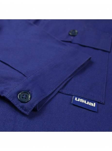Usual No Thanx Overshirt jacket - royal Usual Shirt 96,00€