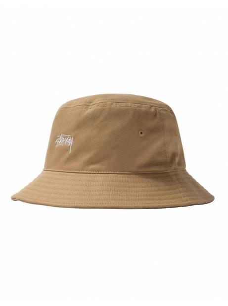 Stussy Stock bucket hat - khaki Stussy Hat 50,82€