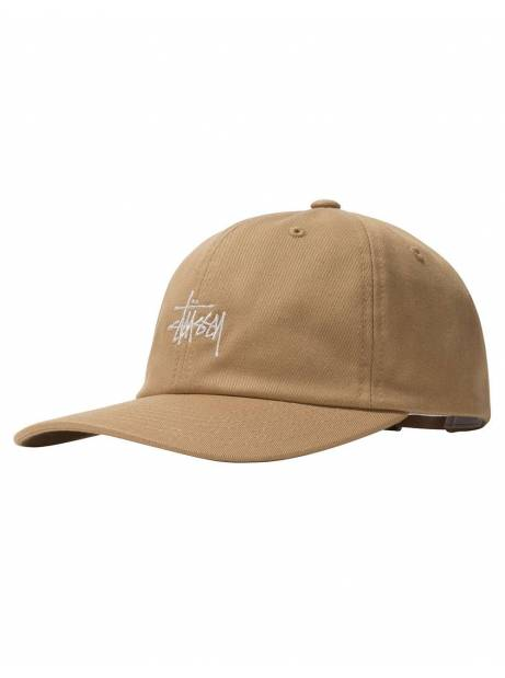 Stussy Stock low pro cap - khaki Stussy Hat 45,08€