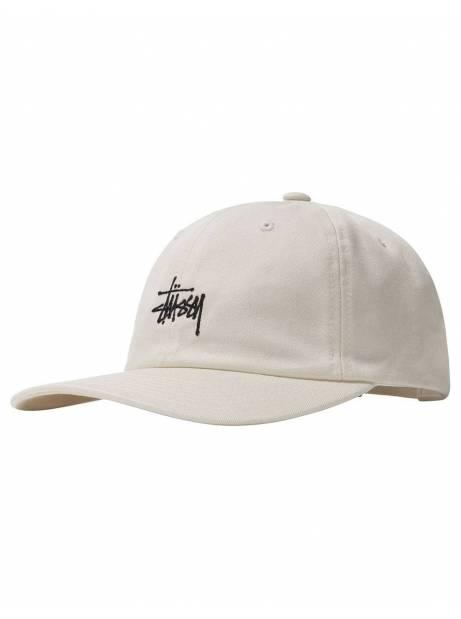 Stussy Stock low pro cap - natural Stussy Hat 45,08€