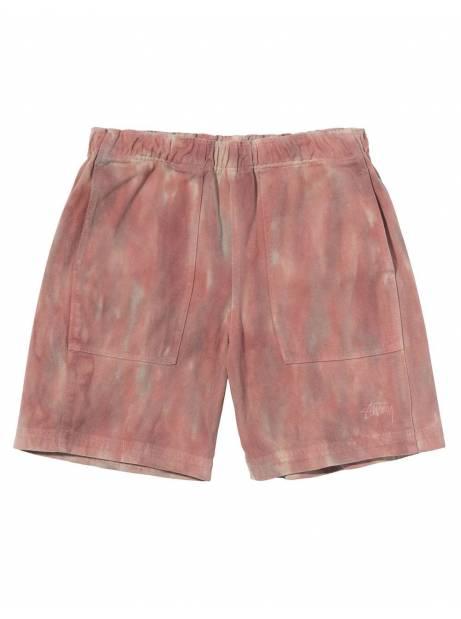 Stussy Dyed easy shorts - rust Stussy Shorts 111,48€