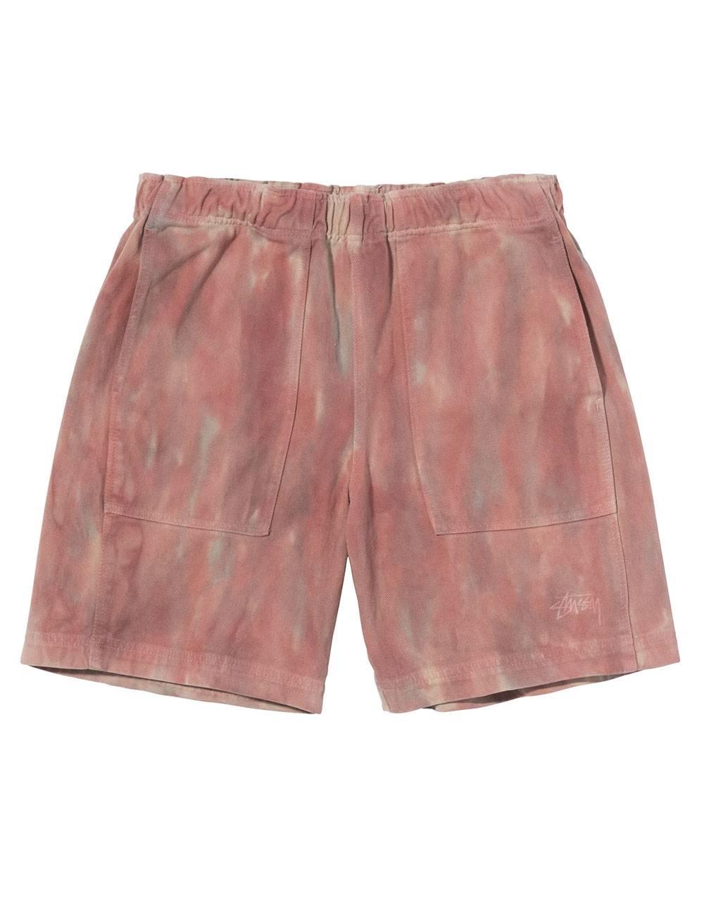 Stussy Dyed easy shorts - rust Stussy Shorts 129,00€