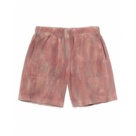 Stussy Dyed easy shorts - rust Stussy Shorts 136,00€