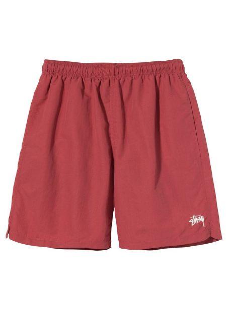 Stussy Stock Water shorts - red Stussy Shorts 72,95€