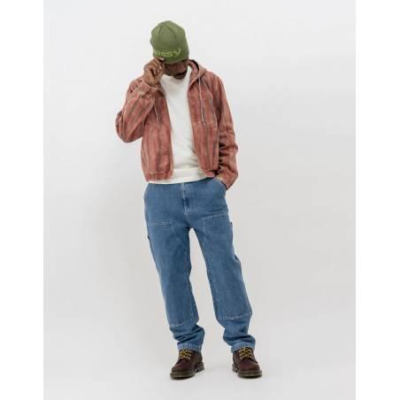 Stussy Dyed work jacket - rust Stussy Jacket 168,85€