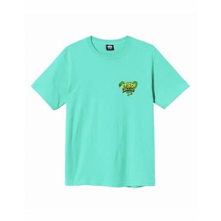 Stussy Snakebite tee - green Stussy T-shirt 45,08€