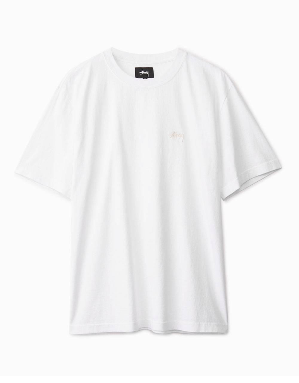 Stussy Stock logo crew tee - natural Stussy T-shirt 57,38€