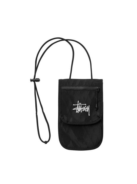 Stussy travel pouch bag - black Stussy Backpack 45,08 €