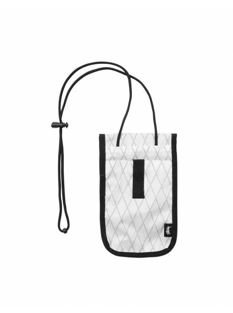 Stussy travel pouch bag - white Stussy Backpack 55,00€