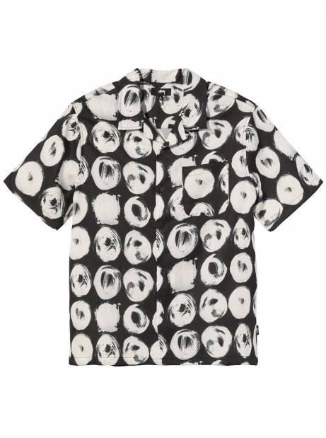 Stussy Hand drawn dot shirt - black Stussy Shirt 149,00 €