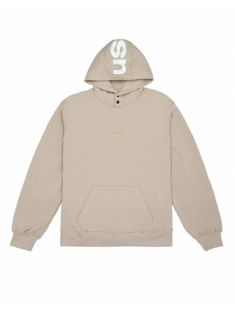 Usual Clip Hooded Sweatshirt - cream Usual Sweater 115,00 €
