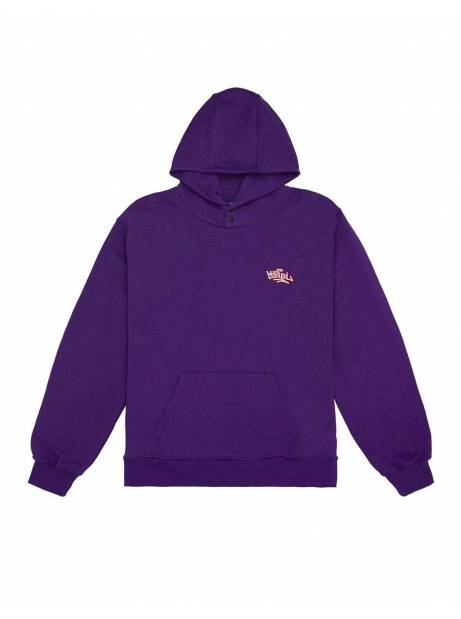 Usual Tag Hooded Sweatshirt - purple Usual Sweater 115,00 €