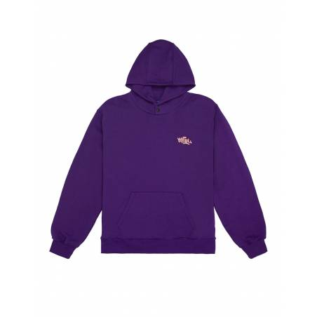 Usual Tag Hooded Sweatshirt - purple Usual Sweater 98,36€