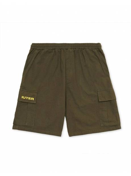 Iuter Ripstop Cargo shorts - army IUTER Shorts 81,15€