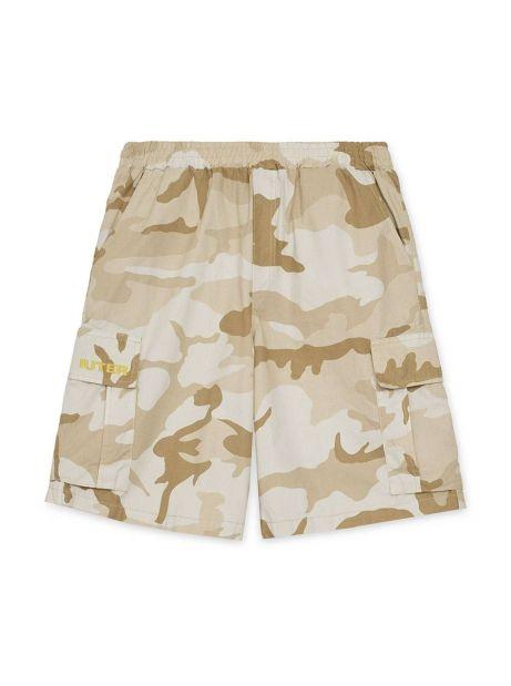 Iuter Cargo camo shorts - beige IUTER Shorts 97,54€