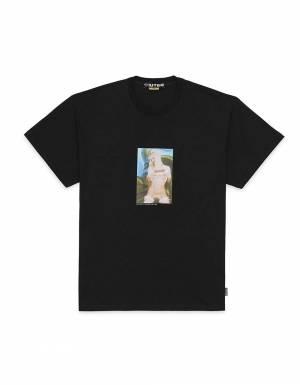 Iuter Frigidaire Ilona tee - Black IUTER T-shirt 50,00€